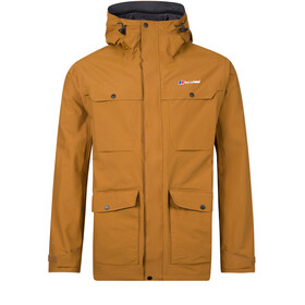 Berghaus Otago InterActive Shell Jacket Men Rubber